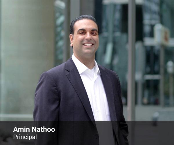 Amin Nathoo Principal Anson Funds