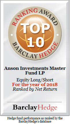 BarclayHedge Anson Funds Top 10